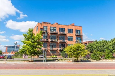 2003 Brooklyn Street UNIT 413, Detroit, MI 48226 - MLS#: 218089512