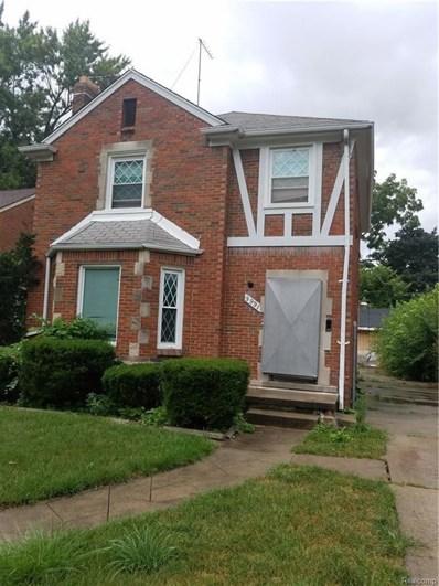 9991 Strathmoor Street, Detroit, MI 48227 - MLS#: 218089552