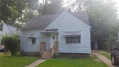 1501 Blueberry Lane, Flint, MI 48507 - MLS#: 218089573