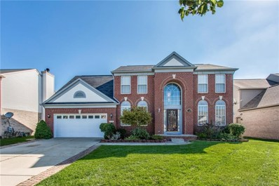 33784 Monterra Lane, Sterling Heights, MI 48312 - MLS#: 218089652