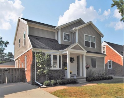 2931 N Blair Avenue, Royal Oak, MI 48073 - MLS#: 218089843