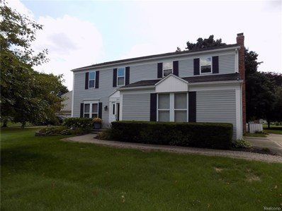 35935 Fair Oaks Court, Farmington Hills, MI 48331 - MLS#: 218089848