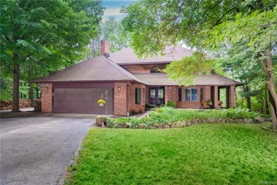 632 Pine Crest Court, Addison Twp, MI 48367 - MLS#: 218089879