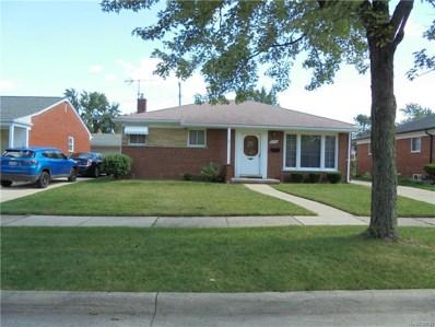 6730 Rosemary Street, Dearborn Heights, MI 48127 - MLS#: 218089887