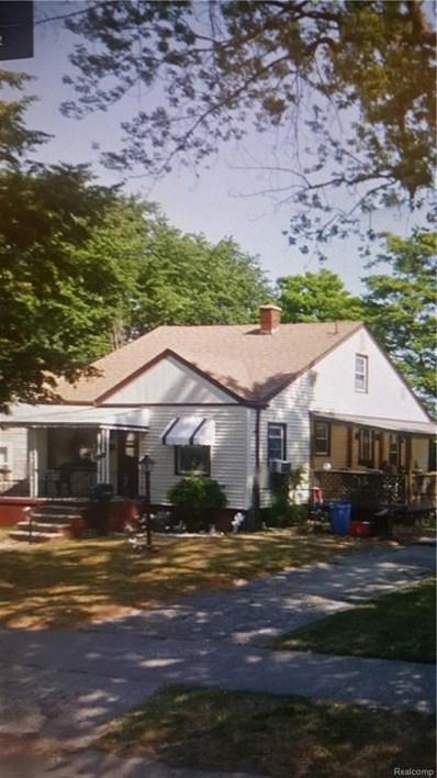 1597 E Goulson Avenue, Hazel Park, MI 48030 - MLS#: 218089894