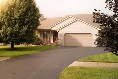 824 Augusta Boulevard, Oxford Twp, MI 48371 - MLS#: 218089902