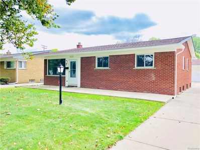 6229 Fairwood Dr, Dearborn Heights, MI 48127 - MLS#: 218089917