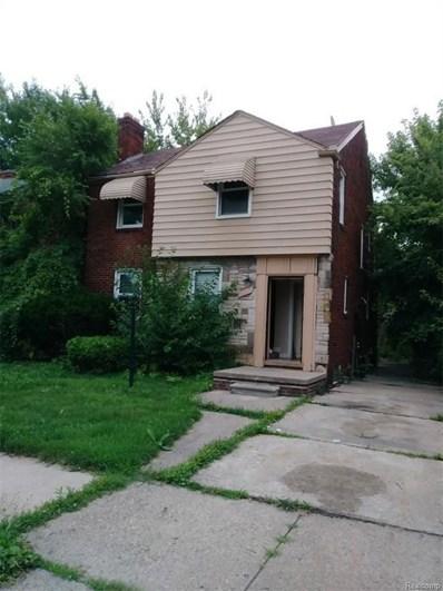10166 Roxbury Street, Detroit, MI 48224 - MLS#: 218089949