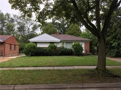 24241 Ridgedale Street, Oak Park, MI 48237 - MLS#: 218089975