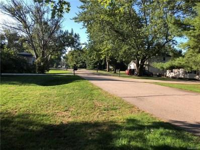 2609 Hessel Avenue, Rochester Hills, MI 48307 - MLS#: 218089984