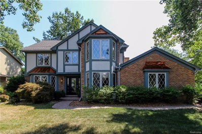 6118 Brittany Tree Drive, Troy, MI 48085 - MLS#: 218090050