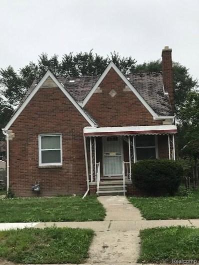 10353 Greensboro Street, Detroit, MI 48224 - MLS#: 218090075