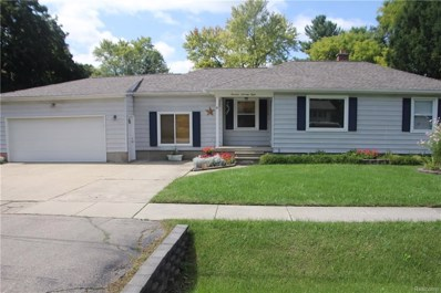 1478 Martha Avenue, Burton, MI 48509 - MLS#: 218090093