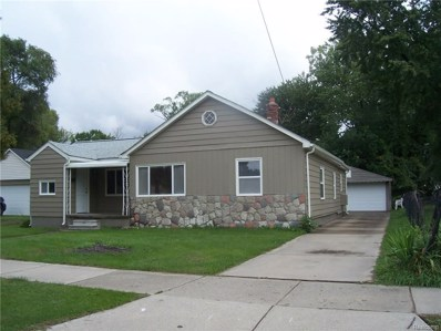 26280 Wolverine Street, Madison Heights, MI 48071 - MLS#: 218090213