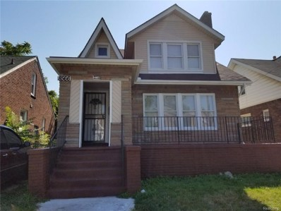 8566 Kentucky Street, Detroit, MI 48204 - MLS#: 218090274