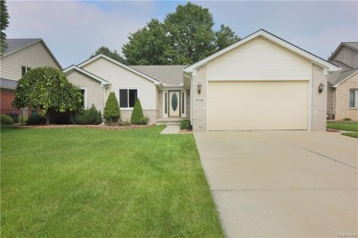 37341 Brett Drive, New Baltimore, MI 48047 - MLS#: 218090283