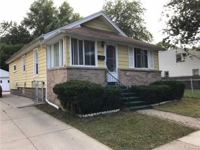 7252 Packard Avenue, Warren, MI 48091 - MLS#: 218090303