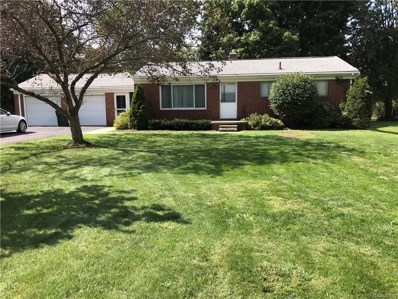 1790 Gray Road, Genoa Twp, MI 48843 - MLS#: 218090336