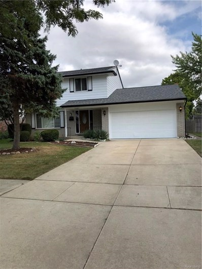 33814 Timmy Drive, Sterling Heights, MI 48310 - MLS#: 218090359