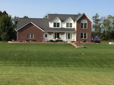 6075 Sunnys Way Way, Imlay Twp, MI 48444 - MLS#: 218090404