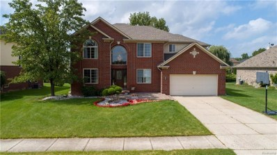 52059 Copper Creek Court, Chesterfield Twp, MI 48047 - MLS#: 218090428