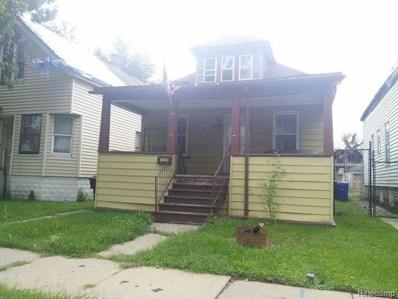 8805 Homer Street, Detroit, MI 48209 - MLS#: 218090496