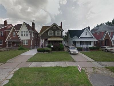 3255 Collingwood Street, Detroit, MI 48206 - MLS#: 218090534