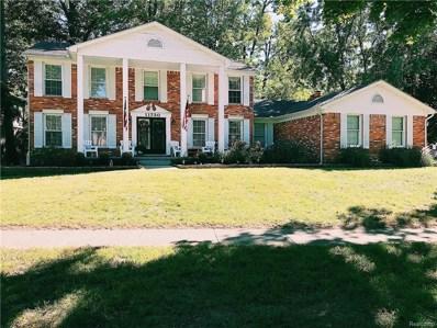 11730 Whispering Oak Lane, Shelby Twp, MI 48315 - MLS#: 218090564