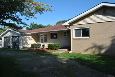 1626 W Oregon Street, Mayfield Twp, MI 48446 - MLS#: 218090768