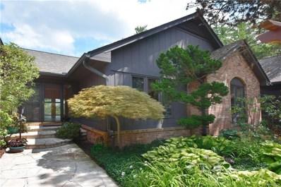 1887 Pine Ridge Lane UNIT 62, Bloomfield Twp, MI 48302 - MLS#: 218090779