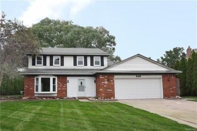 949 Homestead Court, Rochester Hills, MI 48309 - MLS#: 218090815