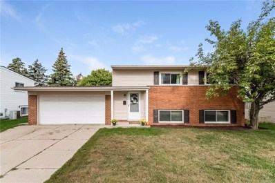 43223 Lira Drive, Sterling Heights, MI 48313 - MLS#: 218090827