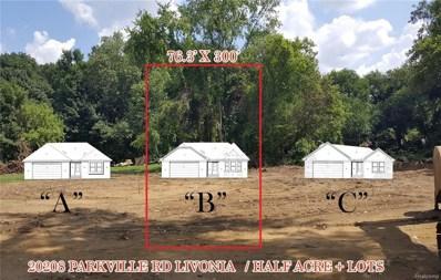 20214 Parkville, Livonia, MI 48152 - MLS#: 218090882