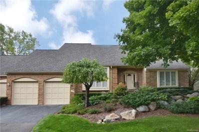 42 Vaughan Ridge Road, Bloomfield Hills, MI 48304 - MLS#: 218090909