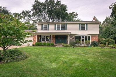 29997 Valley Side Drive, Farmington Hills, MI 48334 - MLS#: 218090915