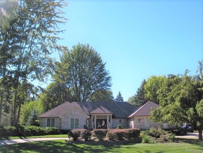 37671 Fiore Trail, Clinton Twp, MI 48036 - MLS#: 218090939