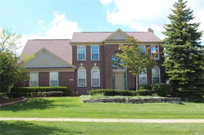 8284 Oxford Lane, Grand Blanc, MI 48439 - MLS#: 218090941