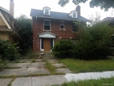 4841 Iroquois Street, Detroit, MI 48214 - MLS#: 218090983