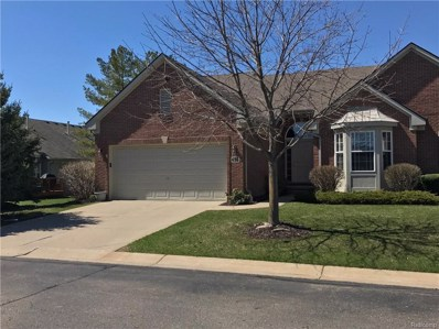 496 Woodhaven Drive, Commerce Twp, MI 48390 - MLS#: 218091007