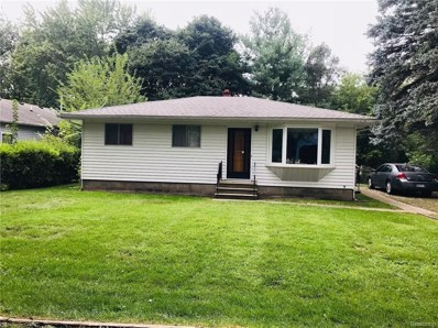 2935 Sunshine Terrace, Waterford Twp, MI 48329 - MLS#: 218091022