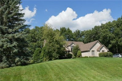 376 Helen Court, Metamora Twp, MI 48455 - MLS#: 218091023