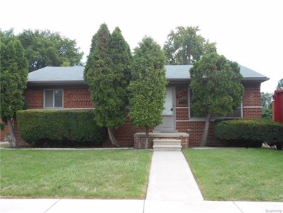 29424 Sherry Avenue, Madison Heights, MI 48071 - MLS#: 218091031