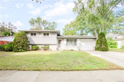 20967 Robinwood Street, Farmington, MI 48336 - MLS#: 218091060