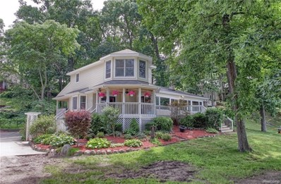 4550 Clifford Road, Genoa Twp, MI 48116 - MLS#: 218091163