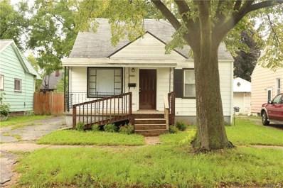 1121 Pettibone Avenue, Flint, MI 48507 - MLS#: 218091225