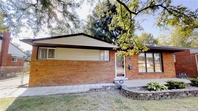 11128 Erdmann Road, Sterling Heights, MI 48314 - MLS#: 218091226