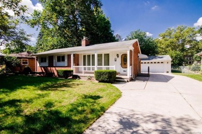 15059 Finch Avenue, Plymouth, MI 48170 - MLS#: 218091264