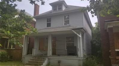 4575 Allendale Street, Detroit, MI 48204 - MLS#: 218091278
