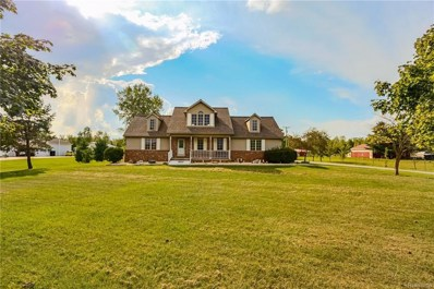 23950 Clark Road, Sumpter Twp, MI 48111 - MLS#: 218091325