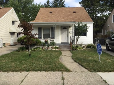 1719 E 4th Street, Royal Oak, MI 48067 - MLS#: 218091345